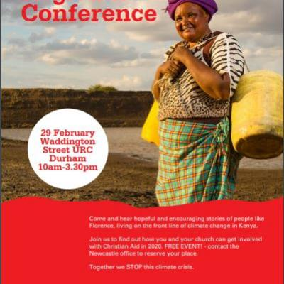 Christian Aid conference