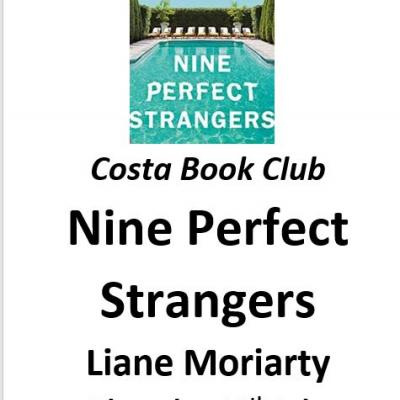 Costa Book Club July 2019