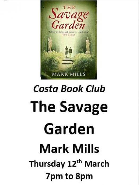 Costa Book Club Mar 2020