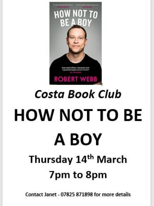Costa Book Club March 2019