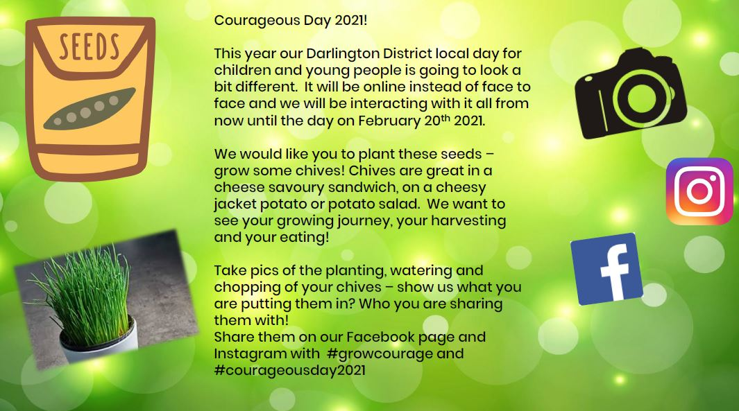 Courageous Day 2021