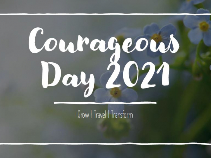 Courageous Day 2021 poster