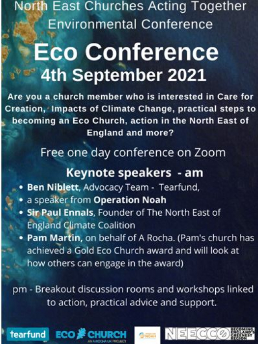 Eco Conference 4th September 2021