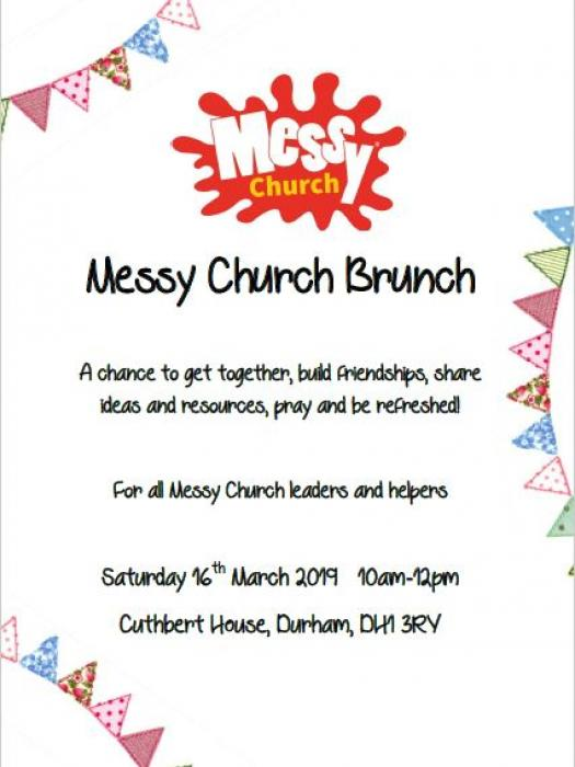 Messy Church Brunch 160319