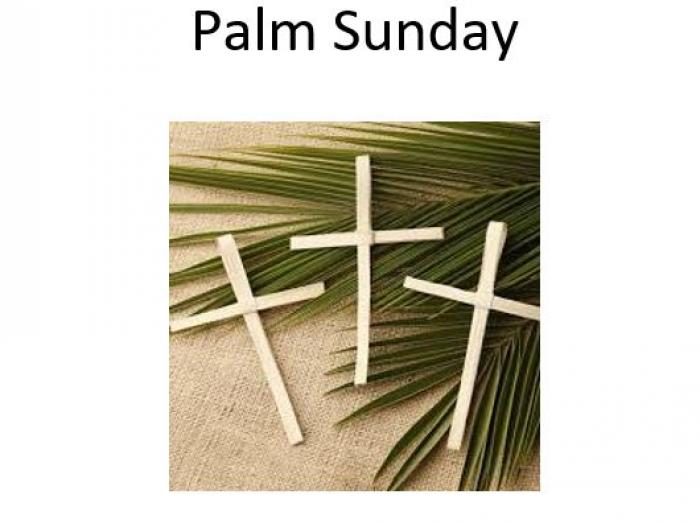 WHC Palm Sunday